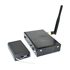 venta al por mayor profesional de alta potencia inalámbrica espía equipos de errores de audio (szq265)