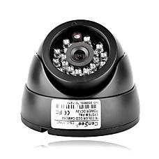 venta al por mayor 1 / 3 pulgadas Sony CCD de plástico de color de cámara de infrarrojos cúpula (CS-020)