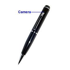 venta al por mayor estilo de 8gb pluma activada por movimiento 1280 * 720 grabador digital de vídeo cámara espía / cámara oculta (tra287)