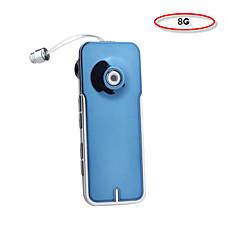venta al por mayor dvr deportes cámara con funciones de MP3 incorporado 8g de memoria (dce336-8G)