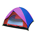 Brand New Tent 2 Persons+Aluminum Foil Mat + Tent Light 24 LED (HYYP015) (Start From 10 Units)