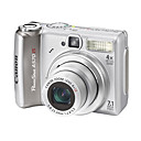 Canon A570 7.1 Digital Camera 4x Optical Zoom+Free Gift(2GB SD memory Card And More)-Free Shipping