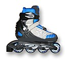 FAIRLY Rollerblade Youth Adjustable In Line Skates Shoes Size US 4.5-6/EU 34-37(PF131.1)