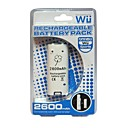 2600mAh Rechargeable Battery Pack for Wii Controller (GM235)
