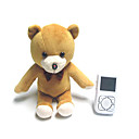 "Wireless 2.4G Hz Baby Monitor 2.5""LCD Bear Shape Camera (AF019) (Start From 5 Units)-Free Shipping"