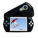 "1gb mp4 / mp3 player game / + 2,8 ""LCD / pixel 3m + cartão SD / MMC (cavs012)"