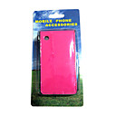 Pink Leather Case for iPhone 4gb 8gb (IP002)