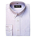 Dress Shirt- Button Down Collar for Men (CHS043) -Free Shipping