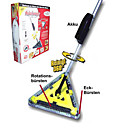 Sturdy Sweep Triangle Cordless Sweeper-A (GZDZ076)(Start From 5 Units)-Free Shipping