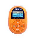 4GB MP3 Player with FM Radio Function M3009 (Start From 5 Units) Free Shipping
