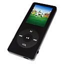 4GB 1.8-inch MP3 / MP4 Player with FM Radio Functions M4058 (Start From 5 Units) Free Shipping