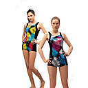 Regular Athletic One Piece Hi-neck Slender Swimwear (YZ8400) (Start From 12 Units) Free Shipping