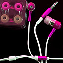 New iPod Isolate Vibe Earphone - Metal Pink M902 (SZL024) (Start from 30 units)