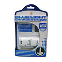 Wii Blue light Charge Station Including 1800mAH Rechargeable Battery Pack LK10 (Start From 10 Units)