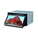 ecr tctil de 7 polegadas, 2 din jogador do carro no painel do DVD GPS embutido funo dh-801b (szc310)