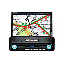 7-inch Touch Screen 1 Din In-Dash Car DVD Player TV and Bluetooth Function C-TI703T (SZC325)