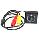 "China Branded 520TV Line 1/3"" Sony Color CCD Wired Pinhole Camera (30x30mm)"
