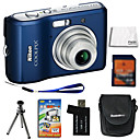 Nikon Coolpix L18 8.3MP Digital Camera + 2GB SD Card + 6 Bonus