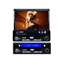 7-inch Touch Screen 1 Din In-Dash Car DVD Built-in GPS JZY-7T-G With 2GB SD Card and Free Map SZC446