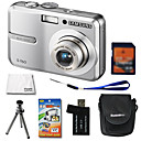 Samsung Digimax S760 7.2MP Digital Camera + 2GB SD Card + 6 Bonus