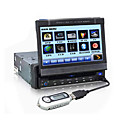 7-Zoll-Touchscreen din in 1 - DASH CAR DVD-Player - Bluetooth-Funktion