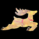 Double Faced Mesh Silhouette 2D Christmas Reindeer Light (SDQ327)
