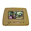7-inch Touchscreen Headrest DVD Player with USB &amp; SD/ Game TY-667-B