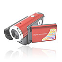 vivikai dv-256 5.0mp (via interpolatie) digitale camcorder met 1,5 inch TFT LCD (szw520)