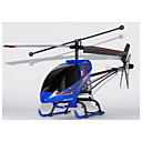 Free Shipping Electric Power Radio Controlled Ready-to-fly 9083 Blue Series RC Helicopter