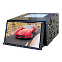 Da 7 pollici touch screen auto 2 DIN DVD Player con GPS incorporato (szc406)