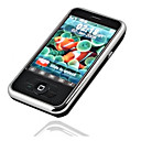 Super Cellphone Plays Movies / + Camera / P168++ + 1GB Card