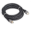 8M  HDMI Cable Male to Male 26AWG with Ferrite Core for PS3 DVD HDTV(Z-707)