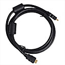 hdmi cable con núcleo de ferrita para PlayStation 3 (PS3) (1,5) (z-502) (smq304)