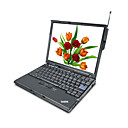 "Lenovo ThinkPad X61 - 12.1 ""laptop / Core 2 Duo T7100 / 1GB DDR2 / 160GB / Windows Vista (smq071)"