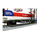 HO Scale Train Model-Flat One