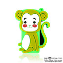 4gb cartoon monkey mp3-player grn (szm084)