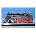 HO Scale Train Model_BR75 406 Steam Locomotive