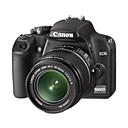 "Canon EOS 1000D / Rebel XS 10.5MP D-SLR +18-55mm IS Kit with 2.5"" Live View LCD (SZW747)"