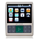 8 GB 3.6-inch MP3 / MP5 Players With Digital Camera Gray(SZM160)