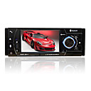 4-inch Touch Screen 1 Din In-Dash Car DVD Player TV and Bluetooth Function Detachable Panel 4001