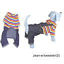 Dog Clothes Sports Wear