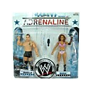 WWE Wrestling-Professional MARELLA and MARIA Action Figure with Color Box