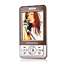 CECT C1600 Dual Card Tri-Band Dual Slide TV Function Cell Phone Silver&amp;Gray