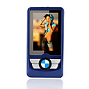 1GB 1.8 Inch MP4 Player With FM Out Speaker Blue(MXQ025)