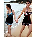 Free Shipping Sanqi Two Piece Women's Swimwear Swimsuit 9010 (Start from 10 Units) (KSQ016)