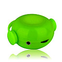 Cool Cartoon Child Digital Speaker For IPOD/MP3 Player/PC/Notebook/DVD Player Green (HP-01)