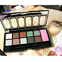50pcs Aolili 10 Colors Eyeshadow Palette