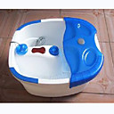 White and Blue Foot Bath Basin for Ionic Detox Foot Bath Spa Cleanse Ionic Foot Bath