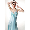 Sheath / Column Halter  Floor-length Dresses on Sale / Evening Dresses (OFGC0131)