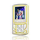 2GB 1.8 Inch Stylish MP4/MP3 Player Speaker (TXY003)